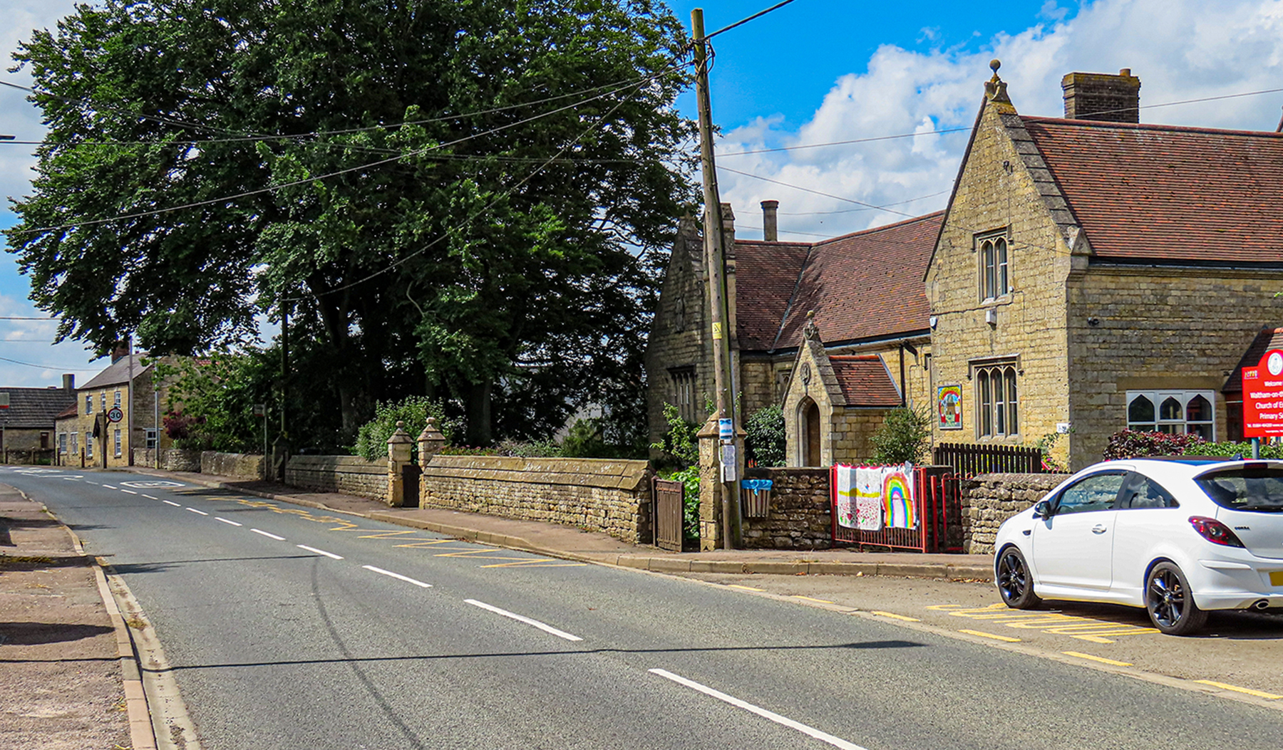 Waltham on the Wolds - Primary School - Now