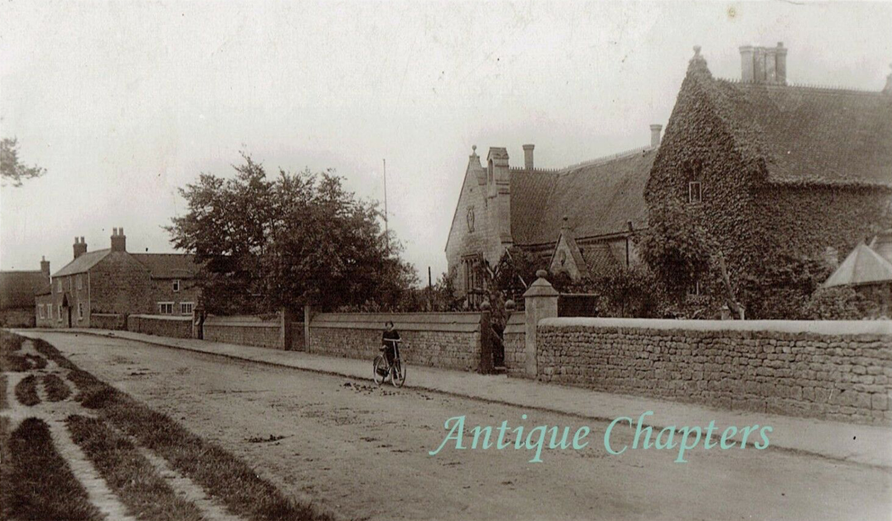 Waltham on the Wolds - Primary School - Then