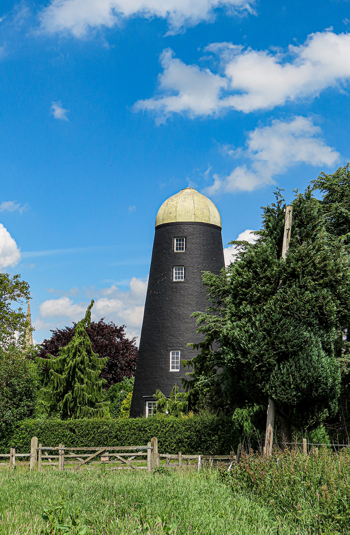 Waltham on the Wolds - Tower Mill - Now