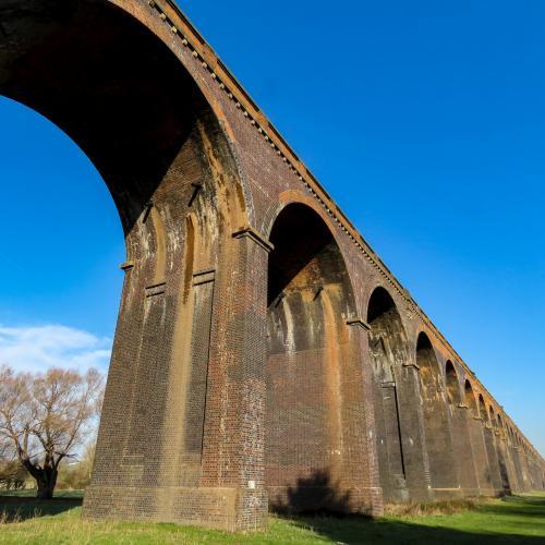 Welland Valley Viaduct, Rutland
